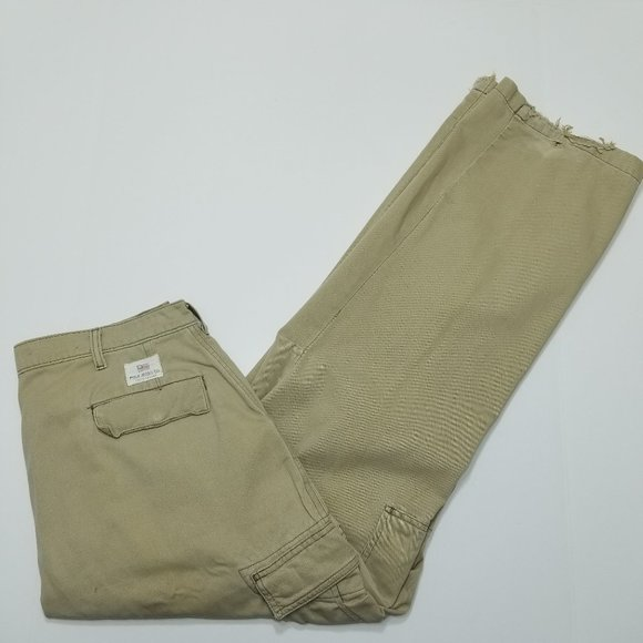 Polo by Ralph Lauren Other - Polo Jeans Ralph Lauren Cargo Pants - Freighter -
